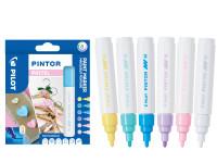 PINTOR 4.5 (M) 6er Set Pastell Farben