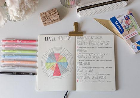 Wheel of Life - für eine bessere Balance im Leben